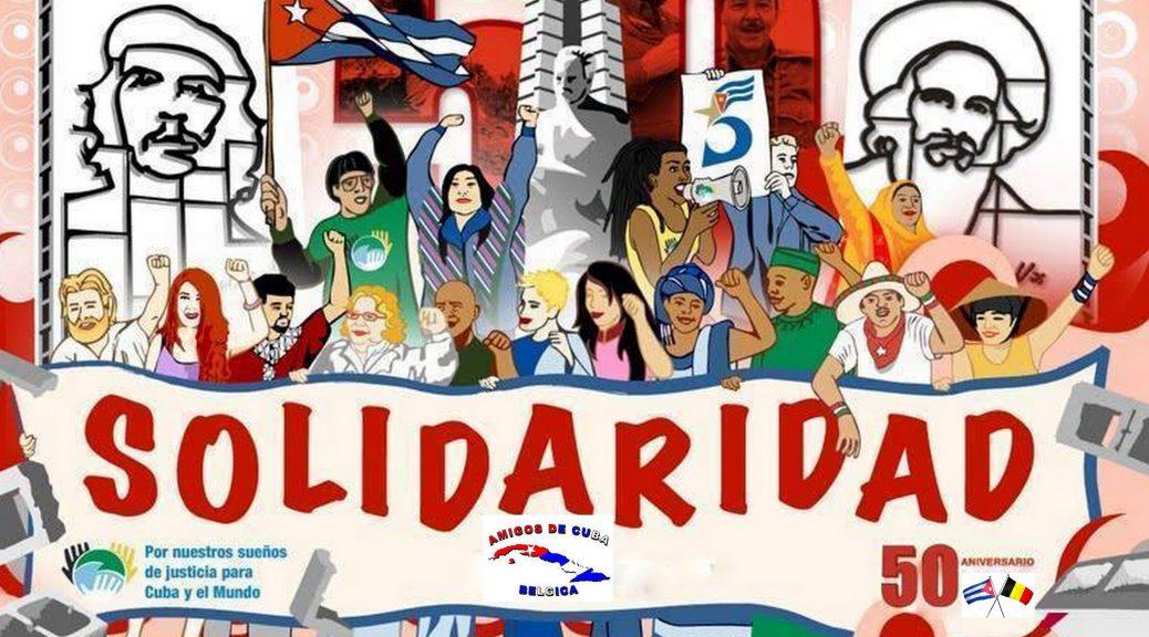 VRIENDEN VAN CUBA     –    ANTWERPEN